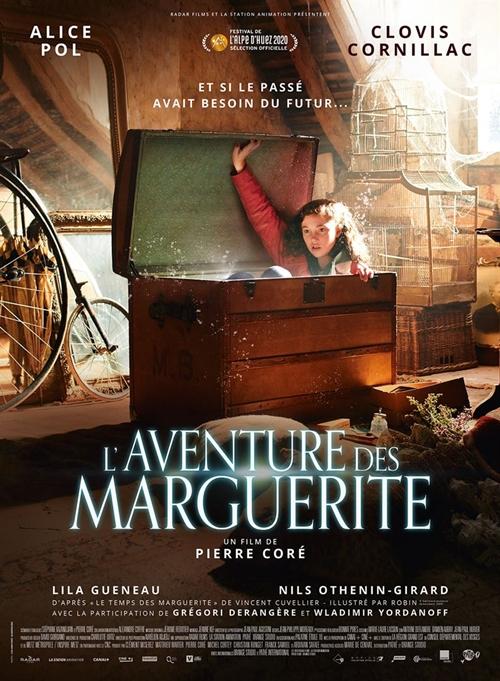 L'aventure des Marguerite film affiche