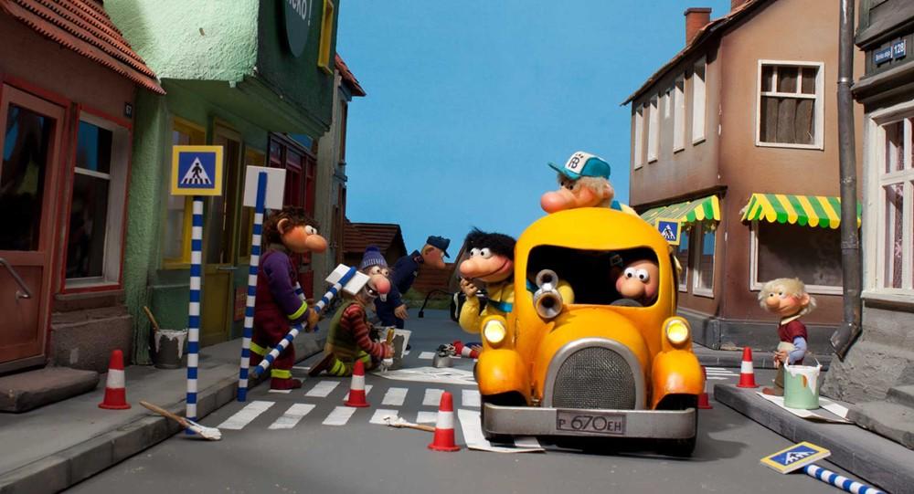L'équipe de secours, en route pour l'aventure ! film animation image
