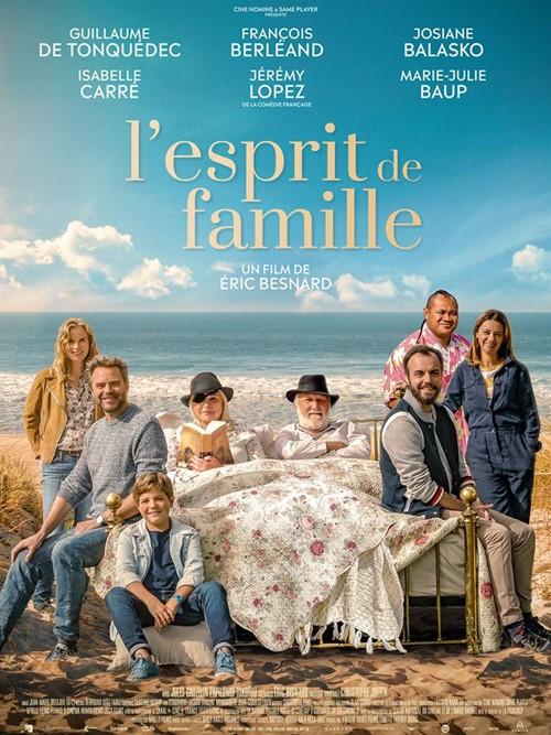 L'esprit de famille film affiche