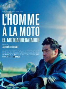 L'homme à la moto film affiche
