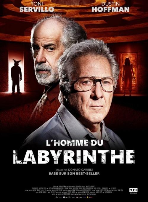 L'Homme du labyrinthe film affiche réalisé par Alessandro Usai et Maurizio Totti