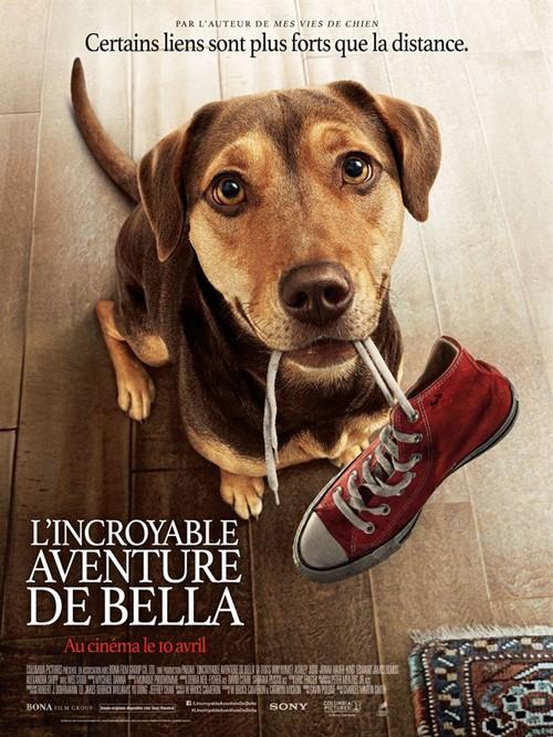 L'incroyable aventure de Bella film affiche