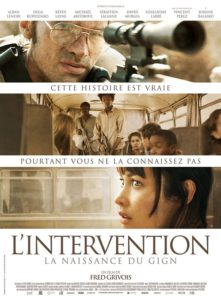L'intervention film affiche