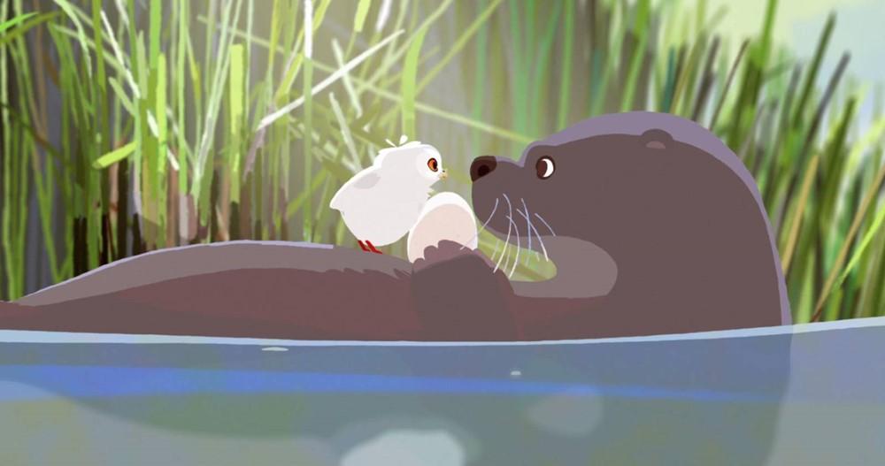 L'Odyssée de Choum film animation image