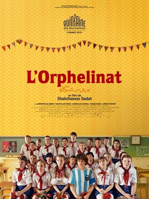 L'orphelinat Shahrbanoo Sadat film affiche