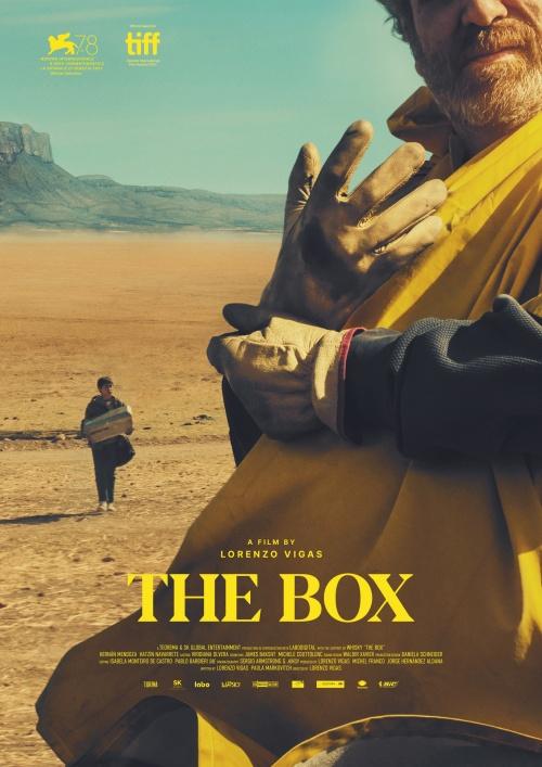 La Caja The Box affiche provisoire