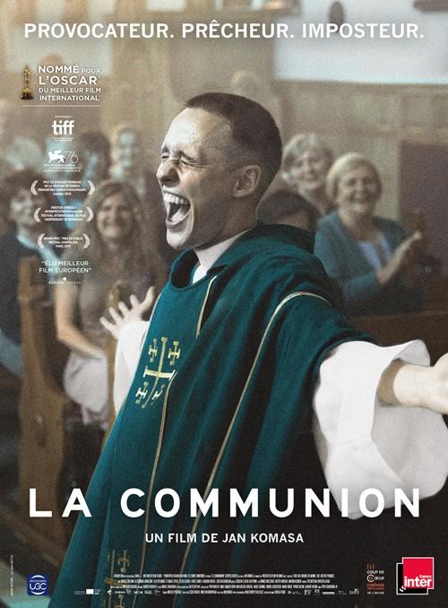 La communion film affiche