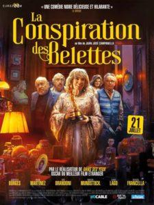La Conspiration des belettes film affiche réalisé par Juan José Campanella