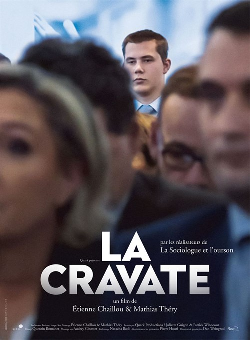 La cravate film affiche