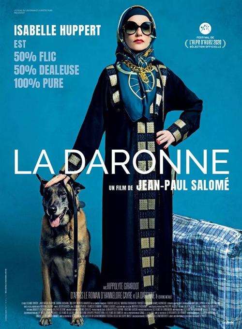 La Daronne film affiche