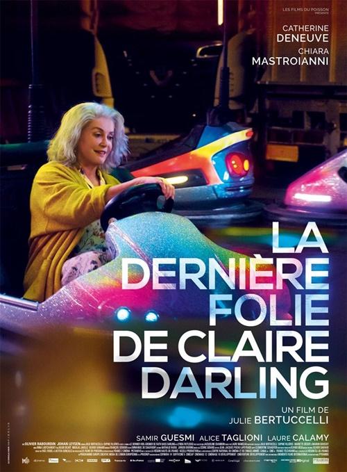 La dernière folie de Claire Darling film affiche