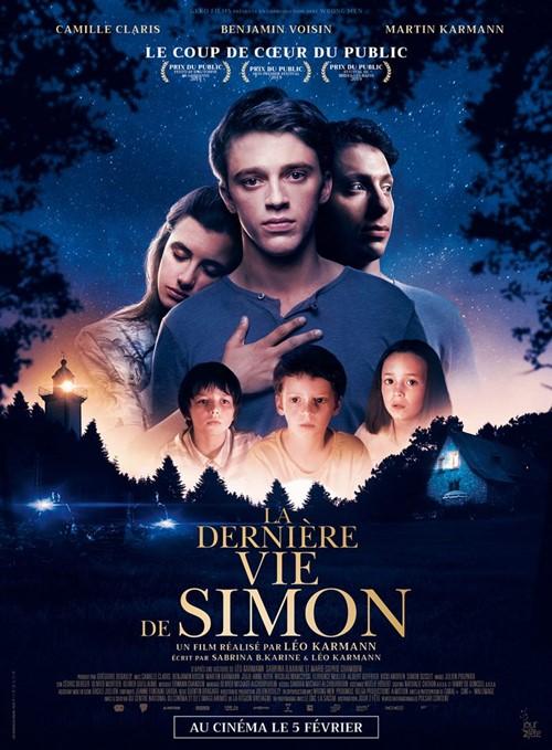 La dernière vie de Simon film affiche
