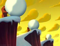 La fameuse invasion des ours en Sicile film animation vignette Une petite