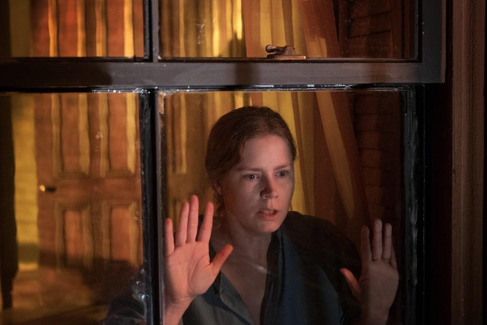 La Femme à la fenêtre film movie