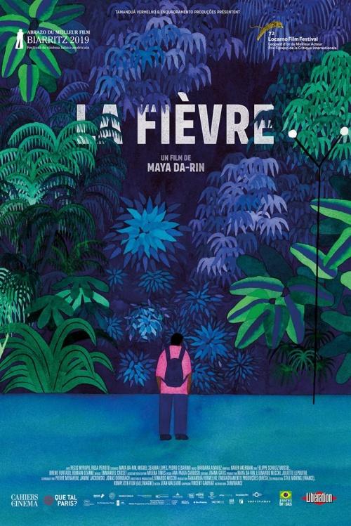 La Fièvre film affiche réalisé par Maya Da-Rin
