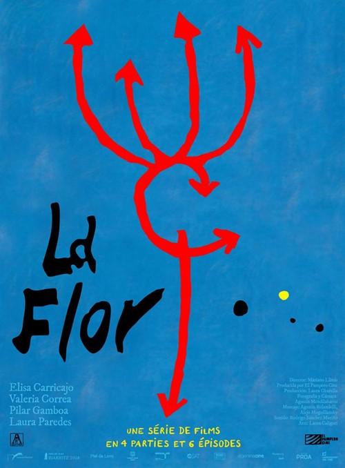 La flor film affiche