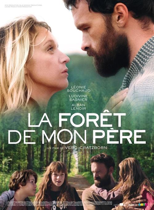 La Forêt de mon Père film affiche