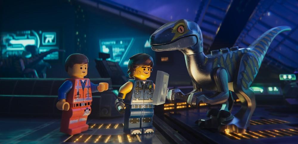 La grande aventure Lego 2 film image