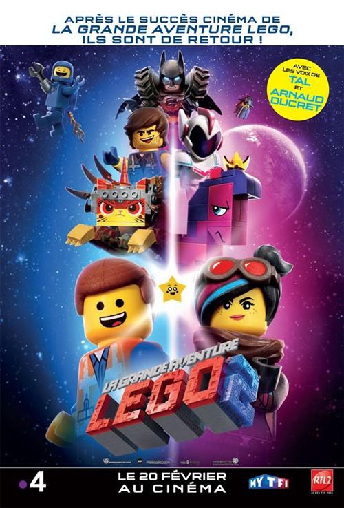 La grande aventure Lego 2 film affiche