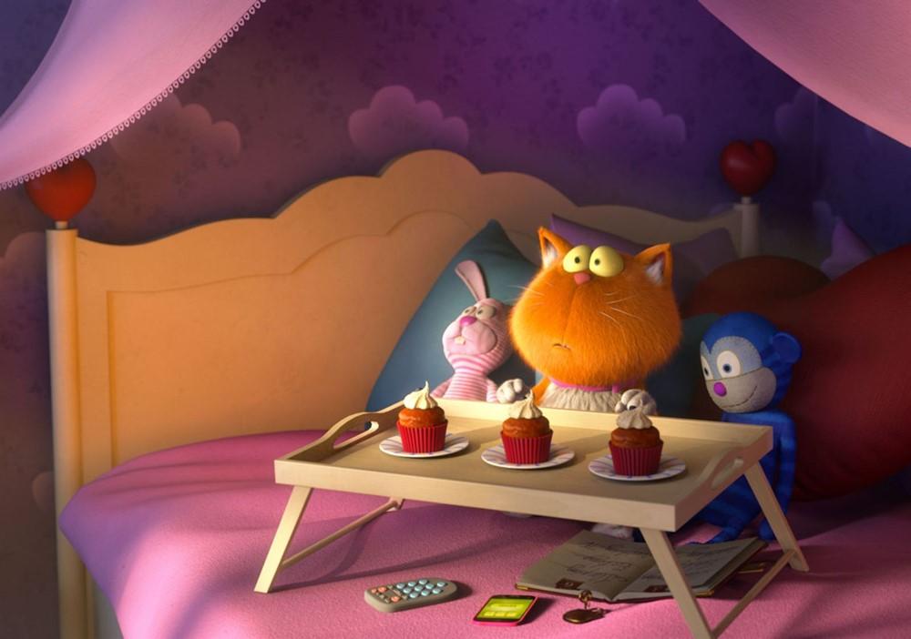 La grande cavale film animation image