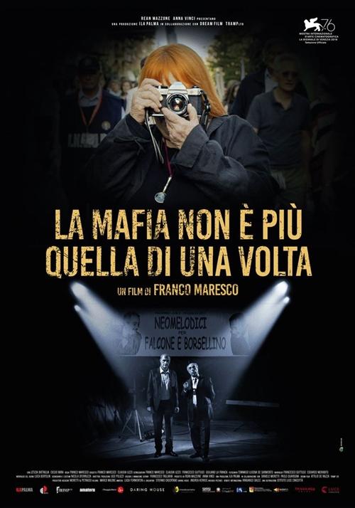 La mafia n'est plus ce qu'elle était film affiche