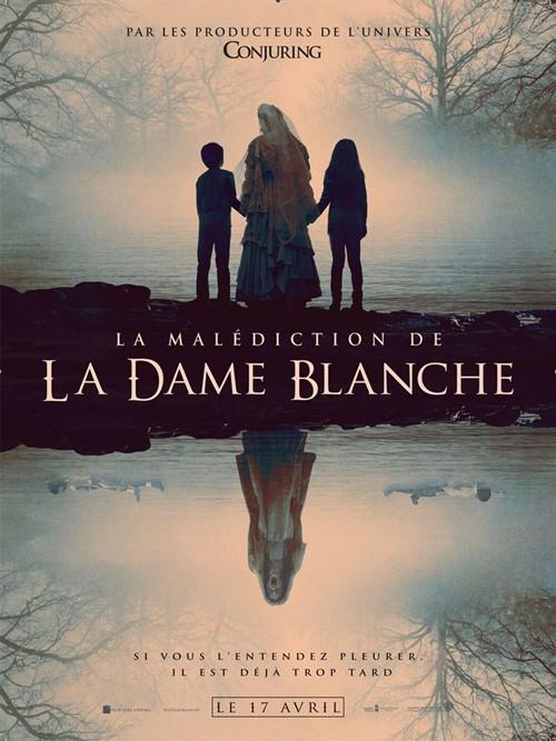 La malédiction de la Dame Blanche film affiche