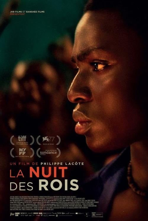 La Nuit des Rois film affiche définitive réalisé par Philippe Lacôte