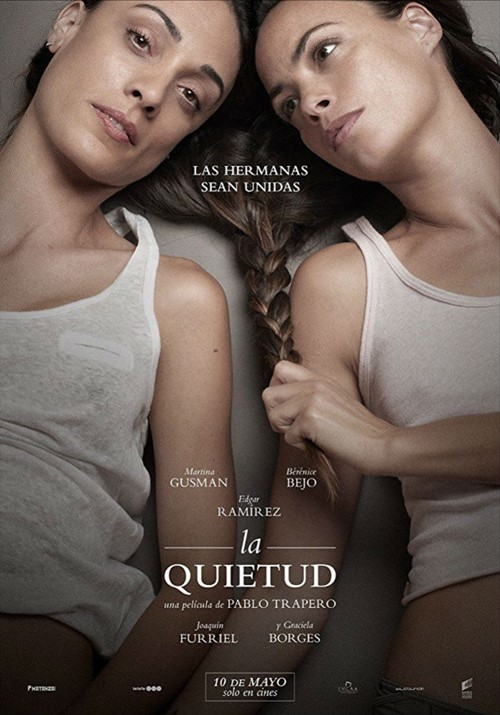 La quietud film affiche