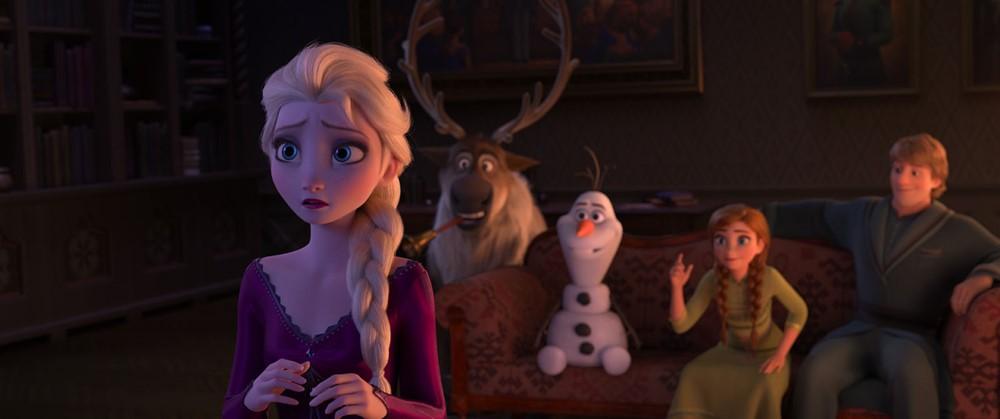 La reine des neiges 2 film animation image