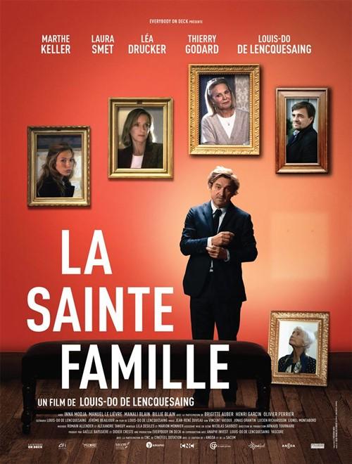La sainte famille film affiche