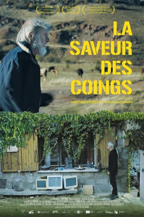 La Saveur des coings film affiche réalisé par Kristina Grozeva et Petar Valchanov