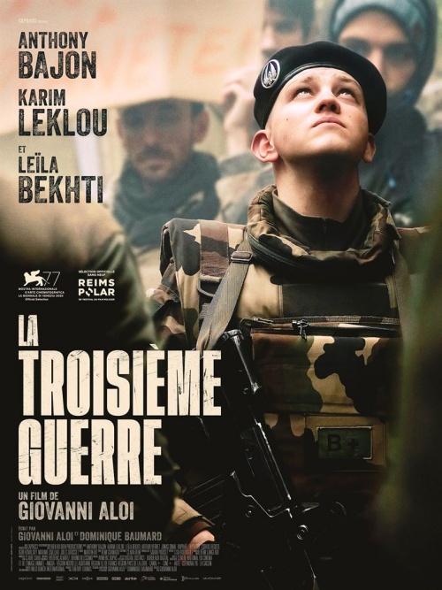La Troisième Guerre film affiche réalisé par Giovanni Aloi