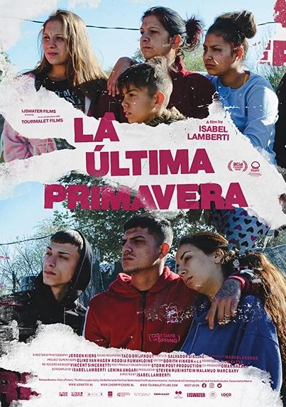 La Ultima Primavera film affiche