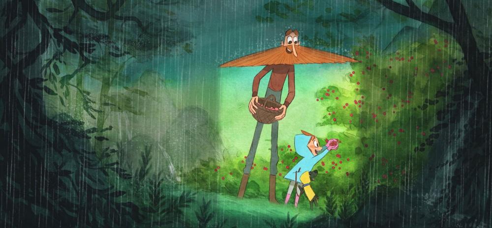 La vie de château film animation animated movie