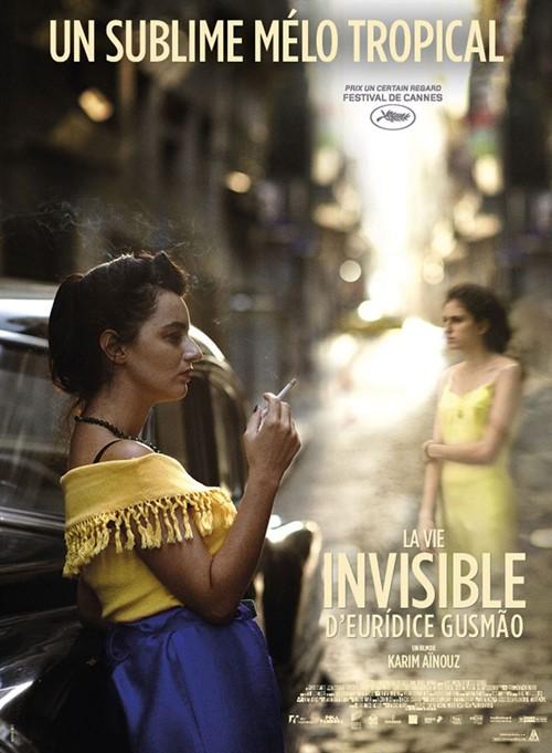 La vie invisible d'Euridice Gusmao film affiche