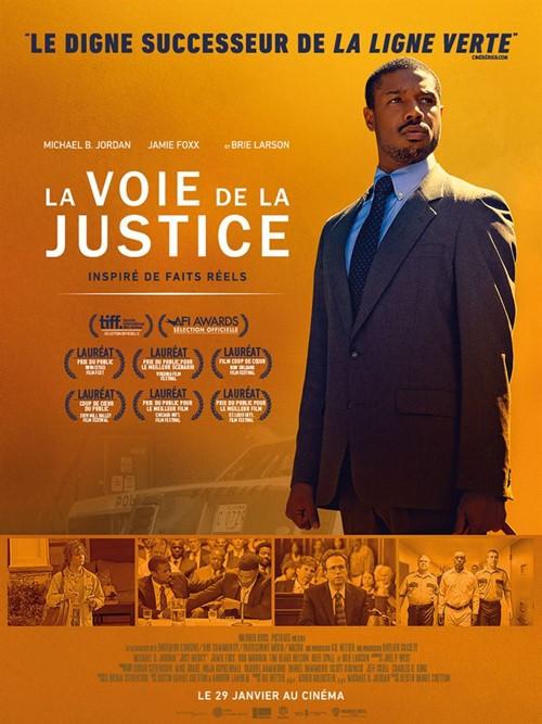 La voie de la justice film affiche