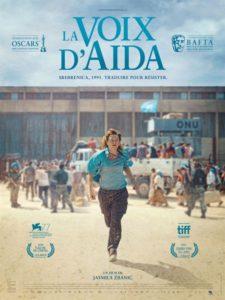 La Voix d'Aida - Quo Vadis Aida ? film affiche réalisé par Jasmila Žbanić