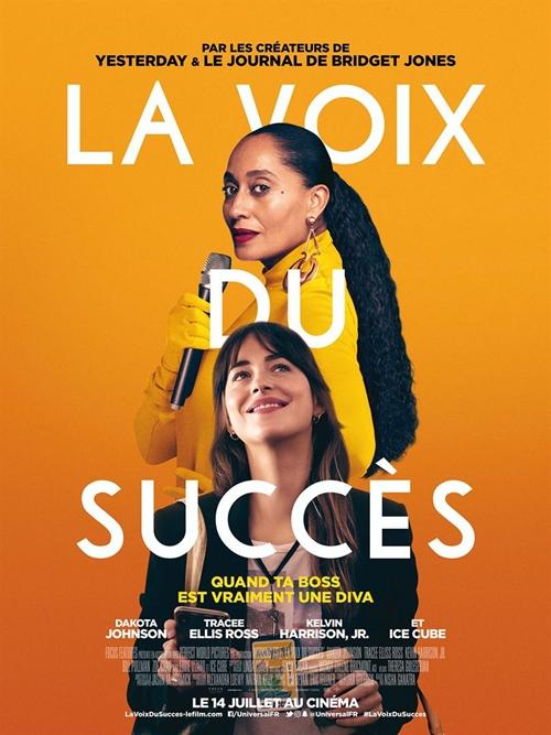 La voix du succès film affiche