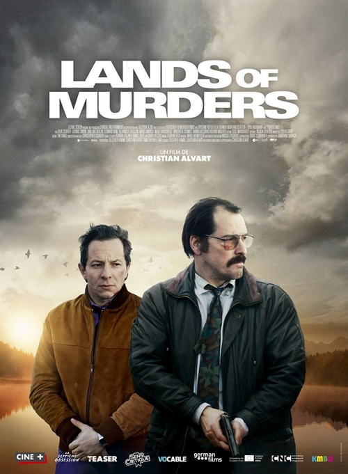 Lands of murders film affiche