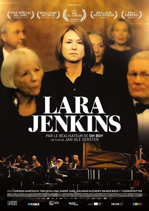 Lara Jenkins film affiche