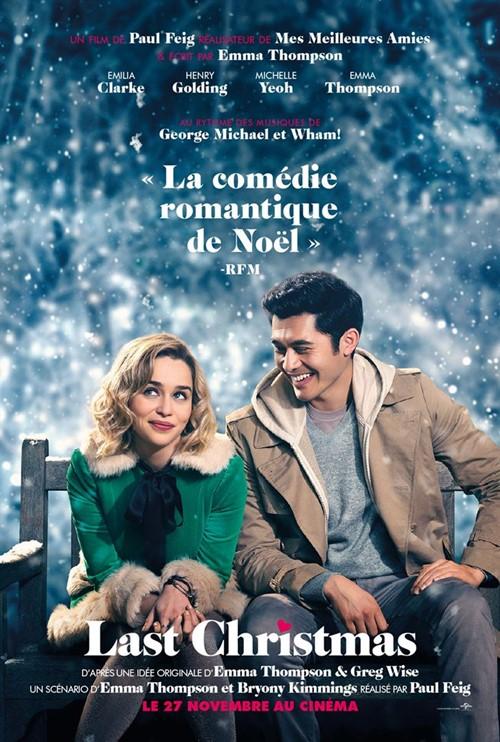 Last Christmas film affiche