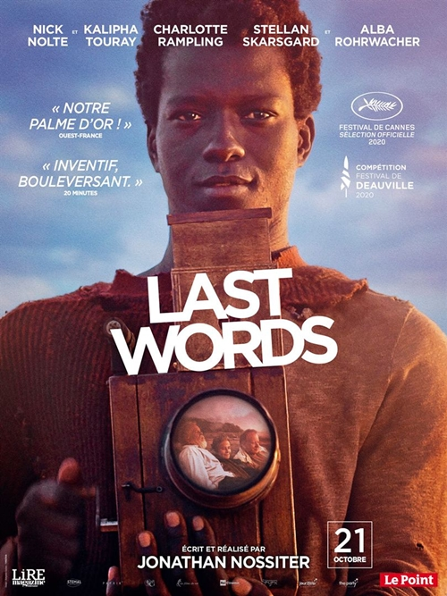 Last Words film affiche