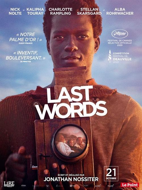 Last Words film affiche
