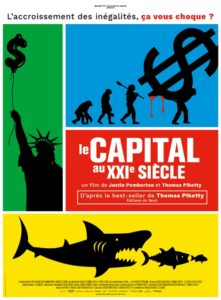 Le Capital du XXIe siècle film documentaire affiche