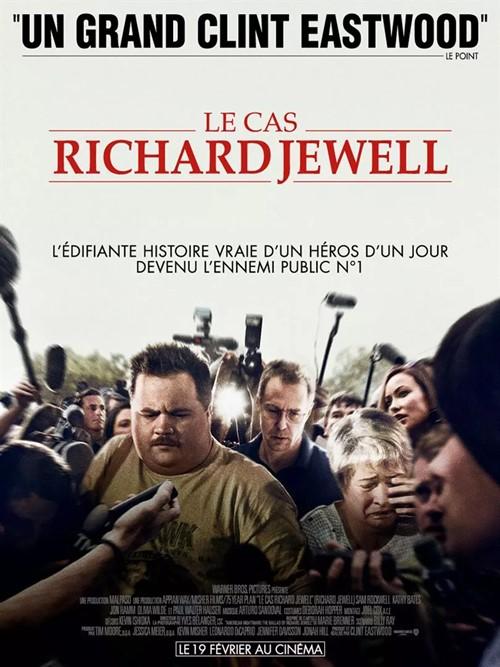 Le cas Richard Jewell film affiche