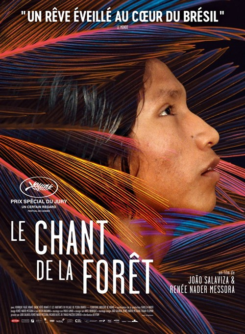 Le chant de la forêt film affiche définitive