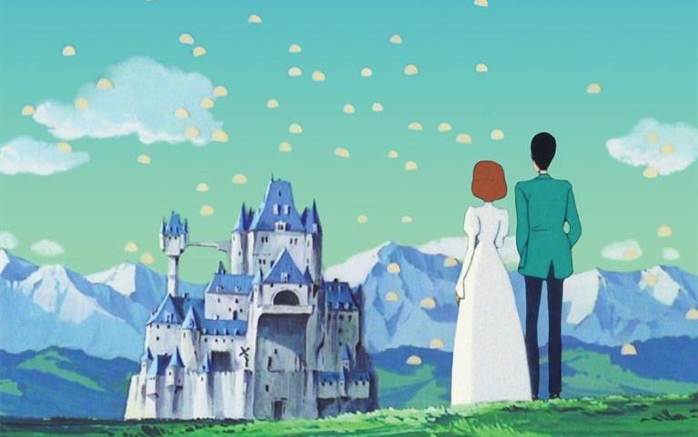 Le château de Cagliostro dessin animé image