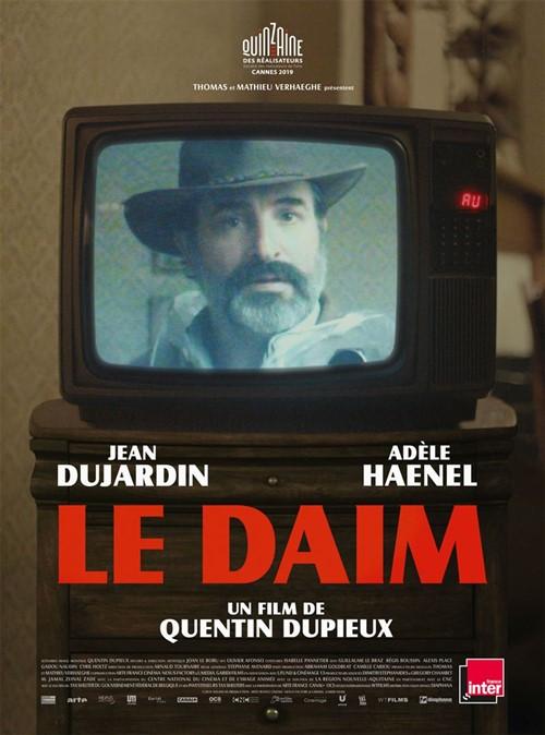 Le daim film affiche