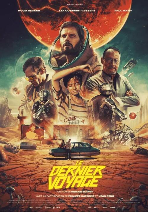 Le Dernier Voyage film affiche réalisé par Romain Quirot