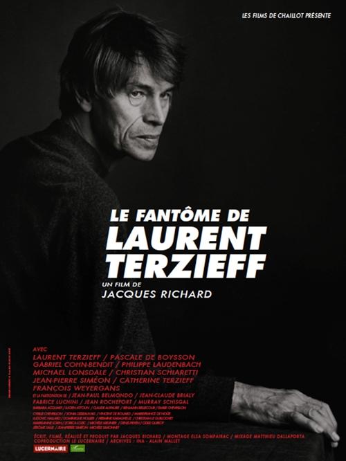 Le Fantôme de Laurent Terzieff film documentaire affiche